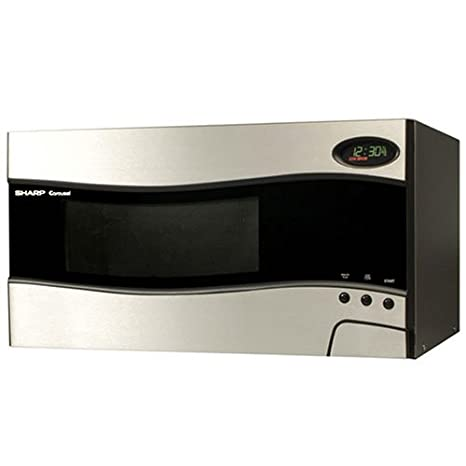 Amazon.com: Sharp r-408hs 1100 vatios Horno de microondas ...