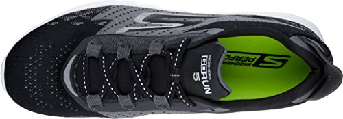 Skechers Go Run 5 Zapatillas Para Correr - SS17 Black / White