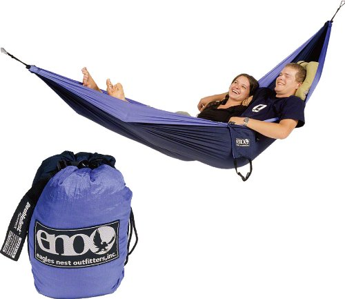 Image of Eagles Nest Outfitters DoubleNest Hammock - Assorted