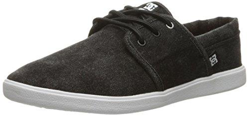 DC Junge Männer Haven Tx Se Lowtop Schuhe, EUR: 40.5, Black Dark Used