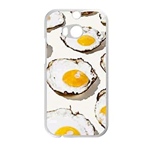 fried egg Fashion Personalized Phone Case For HTC M8