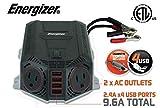 Best Energizer 12 Volt Car Batteries - 29.97 Deal ends 2-4-17 ENERGIZER 500 Watt Power Review