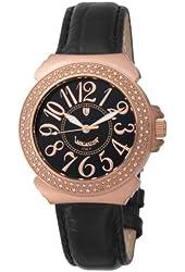 Lancaster Women's  OLA0350LNR/NR Pillola Black Dial Watch Model