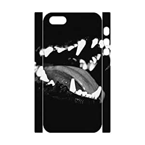 WINDFC Animal Pattern Phone 3D Case For iPhone 5,5S [Pattern-2]