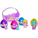 Pinypon - Cesta 4 huevos con figuras (Famosa 8135)
