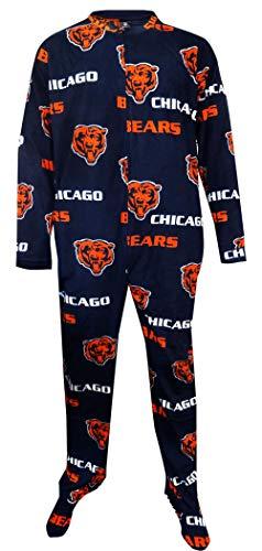 chicago bears mens pajamas - 4