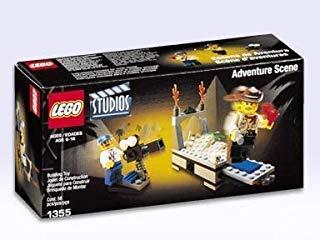 Lego Studios Temple of Gloom -