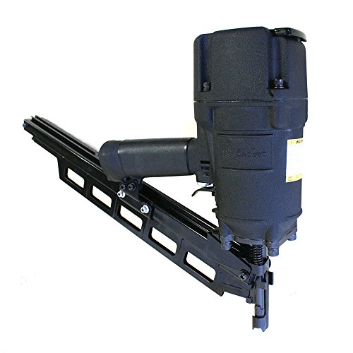 AIR LOCKER AL83 Full Round Head Framing Nailer 3-1/4″ (Compatible with Hitachi NR83A) w/out depth adjustment