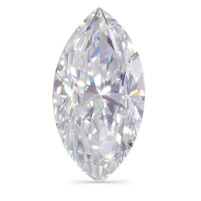 Moissanite Marquis 12.0 x 6.0 mm 1.80 carats 57 facets FREE EXPRESS SHIPPING UPGRADE - SPECIAL ORDER SIZE. TAKES 1-2 WEEKS TO SHIP. CANNOT BE RETURNED by Charles & Colvard