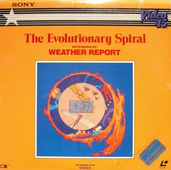 Weather Report - The Evolutionary Spiral - 8