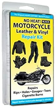 All Black Leather Repair Kit