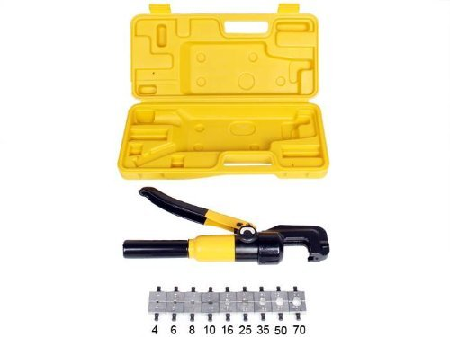 Tms 10 Ton Hydraulic Wire Battery Cable Lug Terminal