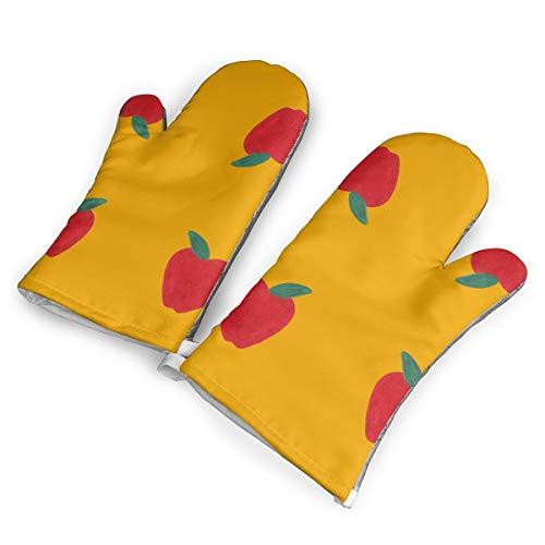 Eryilin210 Fantastic Mr. Fox  Microwave Glove Thicken Insula