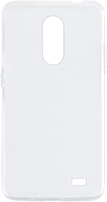 T&R Blackview A10 Funda, Transparente TPU Silicona Cover Case ...