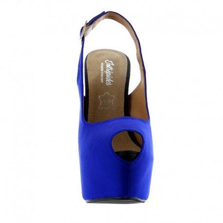 Intrepides Shoes - Lola Blue - 36