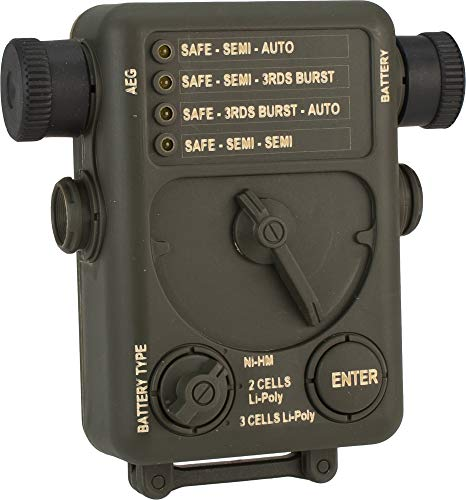 Airsoft Electronic - Evike ARES Airsoft Electronic Gearbox Programmer