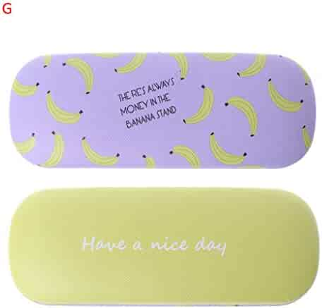 Back To Search Resultsapparel Accessories Protable Fruit Sunglasses Hard Eye Glasses Case Eyewear Protector Box Pouch Bag Men's Glasses