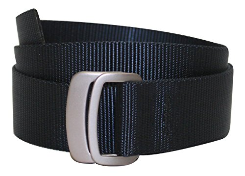 Avengers Thor Hammer//Action Pose Galaxy Blues//White Buckle-Down Mens Seatbelt Belt XL 1.5 Wide-32-52 Inches