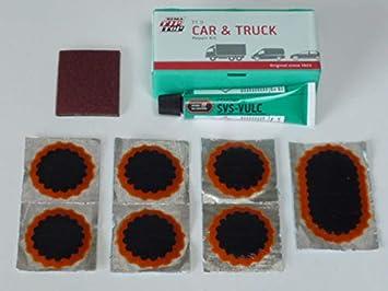 Rema Tip Top Schlauch Reparatur Set Sortiment Tt 11 Car Truck 506030 Baumarkt