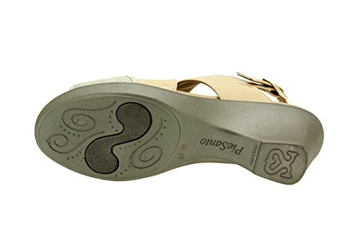 Cuir Chaussure Sandale Hielo Piesanto Amples 8852 Confort Femme Confortables Semelle Amovible En InxnAWdqH