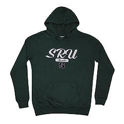 NCAA Youth THE ROCK OR SRU Athletic Pullover Hoodie / Sweatshirt S Green