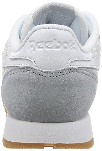 Reebok Zapatillas Classic WHITE/CLOUD GREY/BLACK