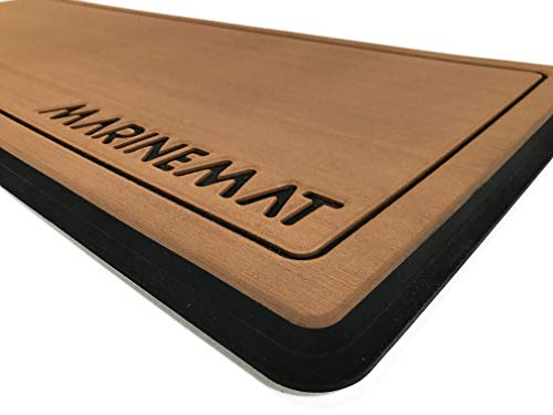 Marine Mat Helm Pad for Boat - 18 MM