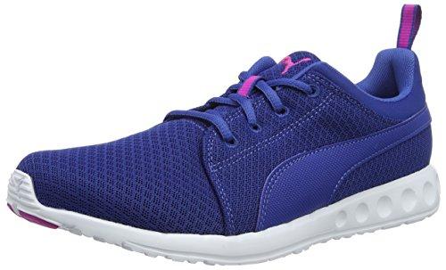 Compétition Wns 05 Running ultra Puma Chaussures Magenta Carson de True Mesh Femme Bleu Blue qHT4HY