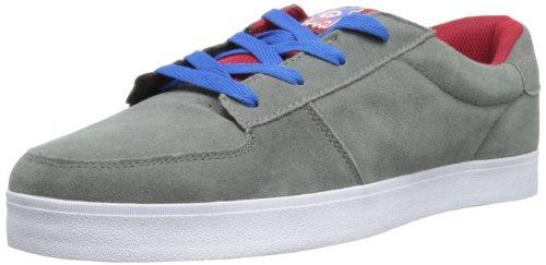 Blue Vlc Chaussures Duffel Red de Grey homme Osiris skateboard fq87zwnxa