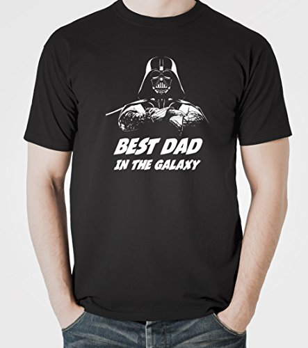 7302d96c12a daddy t shirts Star Wars Darth Vader Dad T Shirt Mens Best Dad In the  Galaxy novelty - Buy Online in Oman.