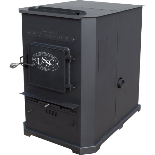 United States Stove Company Multifuel Furnace - 105,000 BTU, Model# 8500 (Corn Heater compare prices)