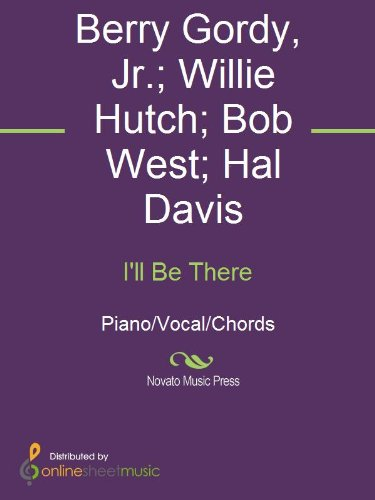 Ill Be There Kindle Edition By Jr Berry Gordy Bob West Hal