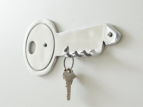 Silver Key Holder - 6