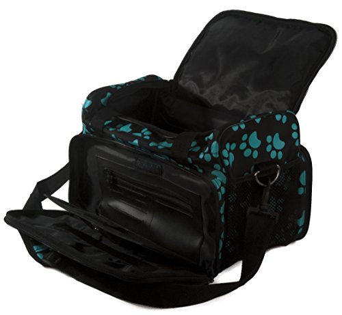 Wahl Professional Animal Pet Travel Bag, Turquoise #97764-300 by Wahl Professional Animal (Image #1)
