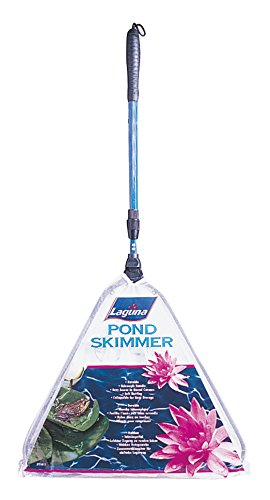 Laguna Collapsible Pond Skimmer Net with Telescopic Handle