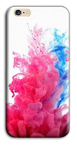 Mixroom - Cover Custodia Case In TPU Silicone Morbida Per Apple Iphone 5C W359 Schizzi Di Fumo