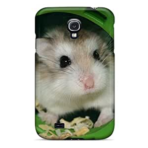 Galaxy Case - Tpu Case Protective For Galaxy S4- Hamster
