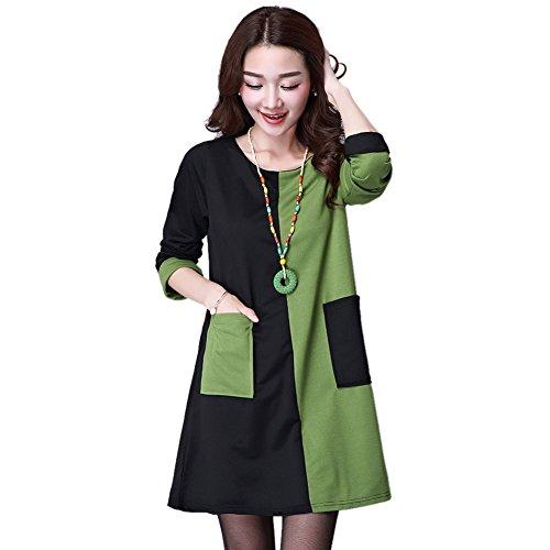 asian black dresses - 5