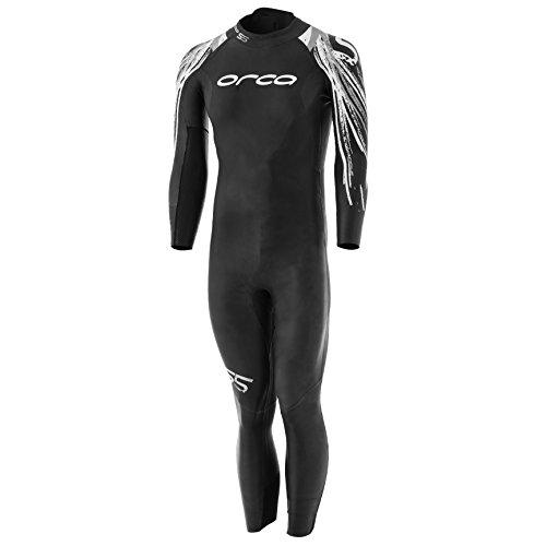 Orca S5 Full Sleeve, Black, Size - Triathlon Wetsuit