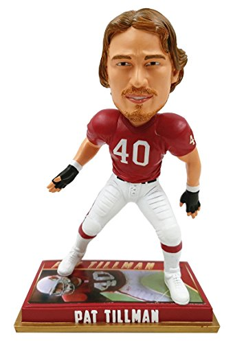 NFL Retired Players 8'' Series 2 Pat Tillman #40 BobbleHead by Forever Collectibles