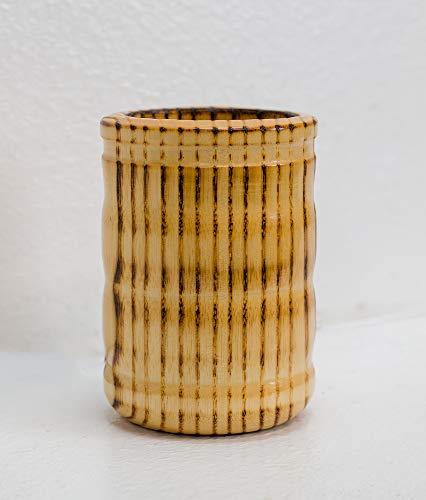 Wood Pen Cup