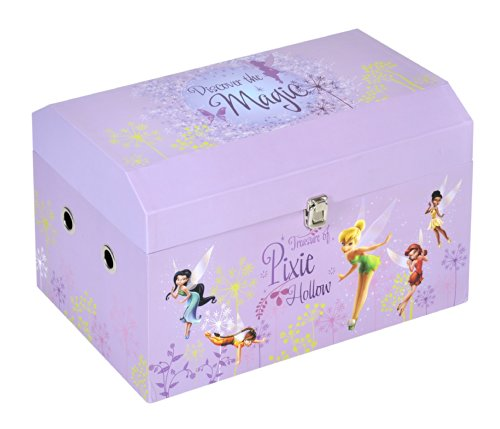 Disney Fairies Magical Room Makeover Trunk -
