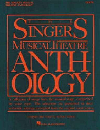 The Singer's Musical Theatre Anthology: Vocal Duets Book Only (Singer's Musical Theatre Anthology (Songbooks))