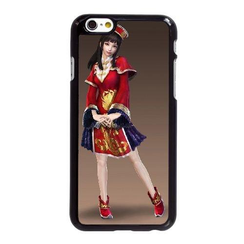 V0I53 dynasty warriors M7B7KO coque iPhone 6 Plus de 5,5 pouces cas de couverture de téléphone portable coque noire IJ3XFJ6JH