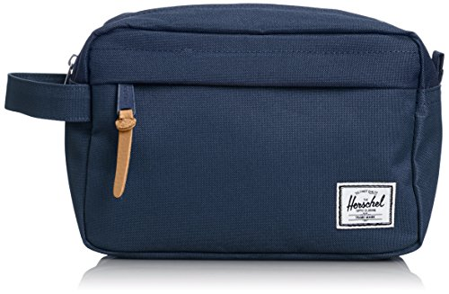 Herschel Supply Co. Chapter Neoprene Toiletry/Dopp Kit, Navy