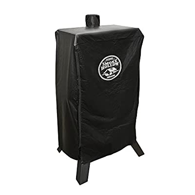 Smoke Hollow SC44 Heavy Duty Water Resistant PVC Smoker Cover from Outdoor Leisure Products Inc