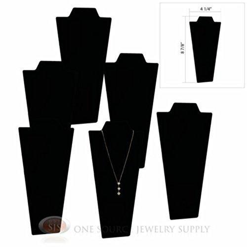 (6) Black Velvet 8 7/8