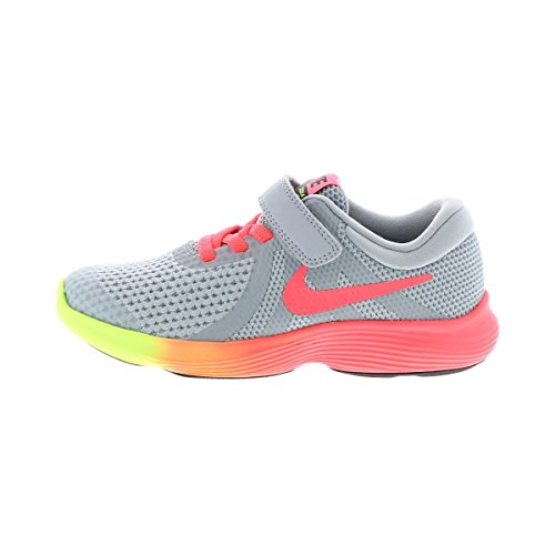 Grey Grey Grey Tition psv On Gar cool cool cool cool football Nike Chaussures De Running Revolution 011 Grey Grey Multicolore 4 wolf Comp q0R714