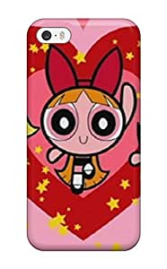 Defender Case With Nice Appearance (the Powerpuff Girls) For Iphone 5/5s