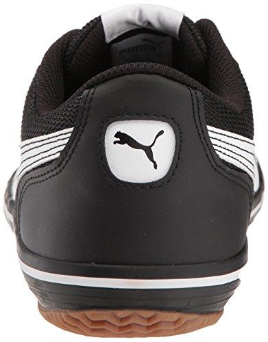 Puma Mens Astro Sala Sneaker Puma Zwart-puma Wit